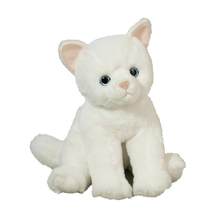 Winnie White Cat Softie