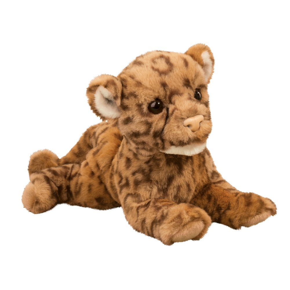Lottie Leopard Softie