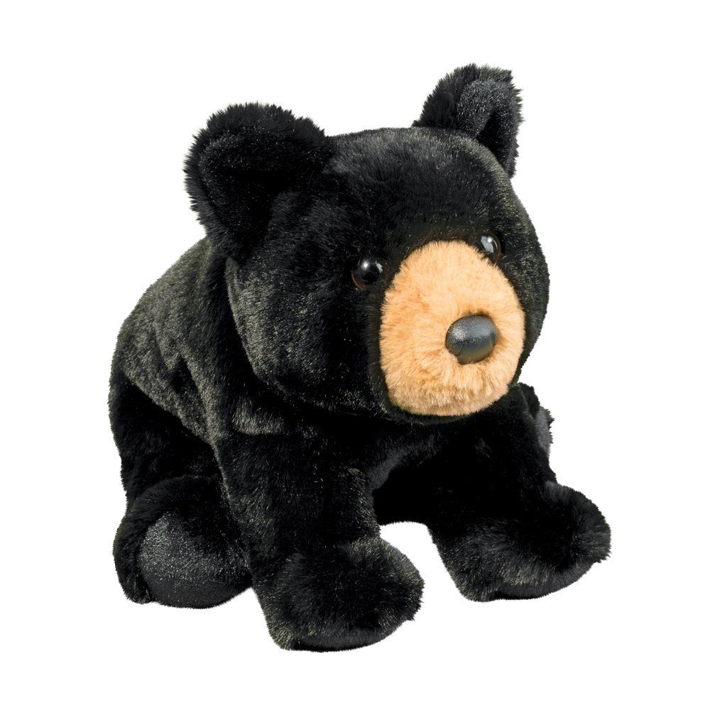 Charlie Black Bear Softie