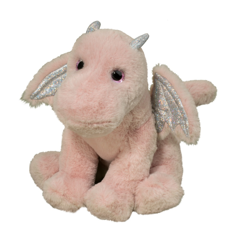 Lilith Pink Dragon Softie